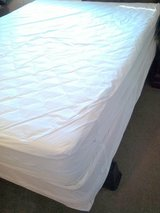 Bed Queen Size Mattress & Box Spring in Nellis AFB, Nevada