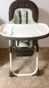 Infant Baby Graco 3in1 Highchair Folding Convertible Booster in Nellis AFB, Nevada