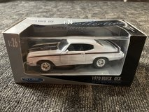 1970 Buick GSX 1/26 scale diecast metal in The Woodlands, Texas