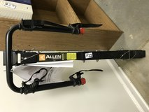 Allen Sports Deluxe 2 Bicycle hitch mounted bike rack carrier 522RR in Beaufort, South Carolina