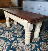 Antique Solid Wood Coffee Table in Beaufort, South Carolina