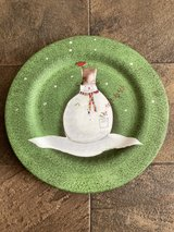 Christmas dishes set of 8 in Bolingbrook, Illinois