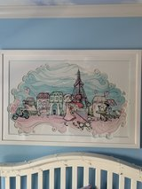 Pottery Barn Poodle In Paris Print in St. Charles, Illinois