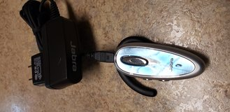 FREE: Jabra on ear headset and charger - please read in Glendale Heights, Illinois