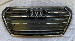 Audi A4 B9 Chrome Grille w Front Camera Housing in Ramstein, Germany