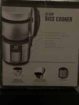 New!!Bella Pro Series 20-Cup Rice Cooker (Stainless Steel in Travis AFB, California