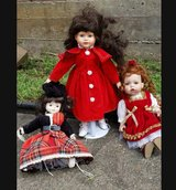 Dolls in The Woodlands, Texas