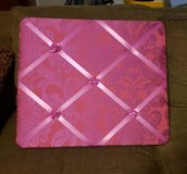 Pink- Ribbon/Picture Board in Spring, Texas