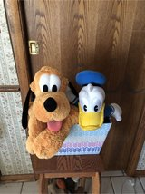 Disney Pluto and donald in Glendale Heights, Illinois