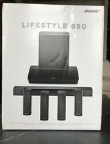 Bose Lifestyle 650 home theater system (Black) BRAND NEW FACTORY SEALED in Mobile, Alabama