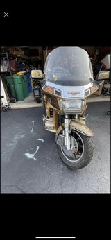 1985 Honda Goldwing Limited Edition 1200 Project in Plainfield, Illinois