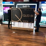 BRAND NEW SAMSUNG QLED 8K 75 INCHES TV in Mobile, Alabama