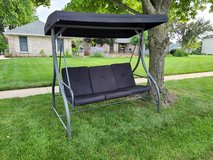 Patio 3 person swing in Plainfield, Illinois