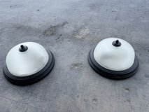 2 flush mount light fixtures in Yucca Valley, California