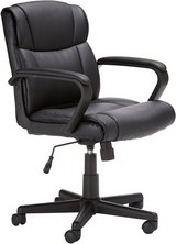 Padded Mid-Back Office Computer Desk Chair - New! in Joliet, Illinois
