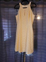 Lace Halter Dress in Yucca Valley, California