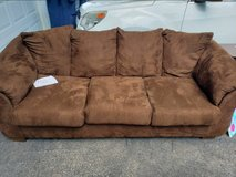 Great Couch - Soft Fabric in Bolingbrook, Illinois