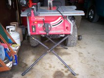 craftsman 10 inch table saw in Fort Knox, Kentucky
