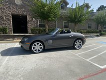 2005 Chrysler crossfire convertible in The Woodlands, Texas