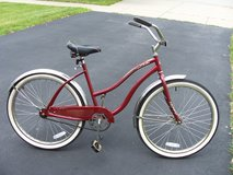 Huffy Cruiser Bicycle in Bolingbrook, Illinois