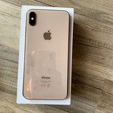 Apple iPhone XS Max 256gb unlocked gold in Ramstein, Germany