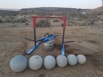 Strongman Package in Yucca Valley, California