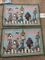 2 Birdhouse Placemats in Chicago, Illinois