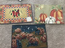 Various Placemats in Chicago, Illinois