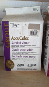 FREE Sanded Light Smoke Grout in Bolingbrook, Illinois