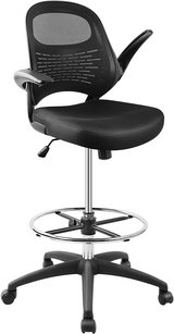 Adjustable Drafting Office Chair, Tall - New! in Bolingbrook, Illinois