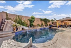 Almost New Home with Pool in Travis AFB, California