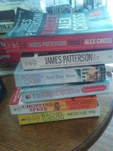 All books for 50 cents each in Plainfield, Illinois