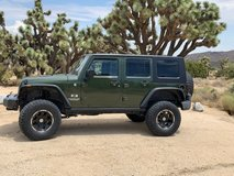 2007  4x4 Jeep Wrangler in Yucca Valley, California