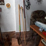 Garden Tools tall in Ramstein, Germany