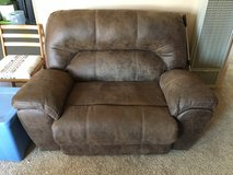 Double wide recliner in Yucca Valley, California