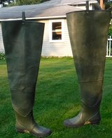 Size 11 Insulated Waders - Steel Shank in Bolingbrook, Illinois