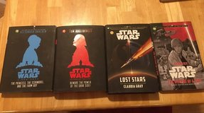 Set of four Star Wars Books in Spring, Texas
