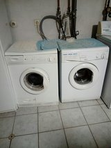 Washer and Condenser Dryer in Ramstein, Germany