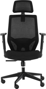 Ergonomic Office Chair with Headrest - New! in Bolingbrook, Illinois