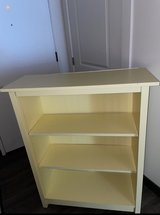 Yellow Bookcase in Bolling AFB, DC