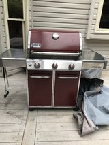 ***Free**** Weber Grill, 3 seat outdoor sofa, 12ft round swimming pool in Bolingbrook, Illinois