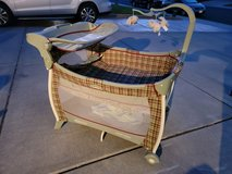 Graco Pack n' Play w/Bassinet in Vacaville, California