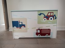 Toy Box all wood AS NEW CONDITION in Lakenheath, UK