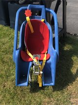Child Bike Seat Carrier in Plainfield, Illinois