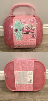 NEW SEALED - L.O.L. Surprise Bigger Surprise with 60+ Surprises in Bolingbrook, Illinois