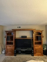 Entertainment Center & TV stand in Travis AFB, California