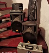 Behringer PA System 3x200 Watts in Ramstein, Germany