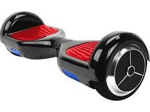 Hoverboard with candlestick with charging station in Ramstein, Germany