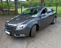 Opel Insignia Turbo 220 HP / 70.000 Miles / 2009 /Automatic in Ramstein, Germany