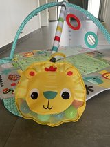 Rainforest Infant Activity Mat in Ramstein, Germany